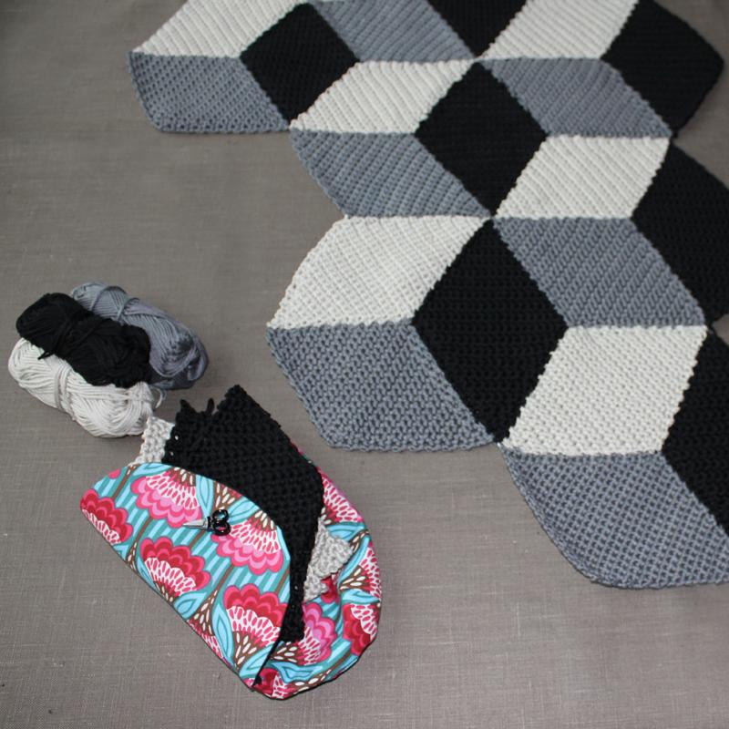 geometrische 365 tage h keldecke februar zwischenstand. Black Bedroom Furniture Sets. Home Design Ideas