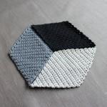 365-Tage-Häkeldecke mit 3D-Effekt