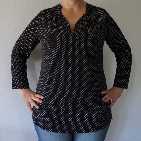 Working Girl Sew-Along: Passform Bluse