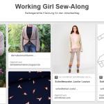 Working Girl Sew-Along: Troubleshooting