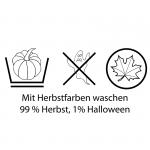 99 % Herbst, 1 % Halloween {Free Printable}