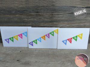 Einladungskarten von Manuela von Kurvenzeichner