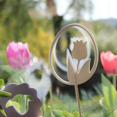 Tulpe Plotterfreebie von Kugelig.com
