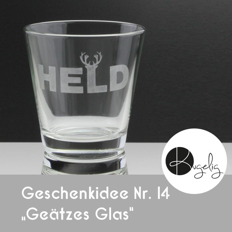 Tag 14 bei Geschenkideen aus dem Plotter: Glas ätzen