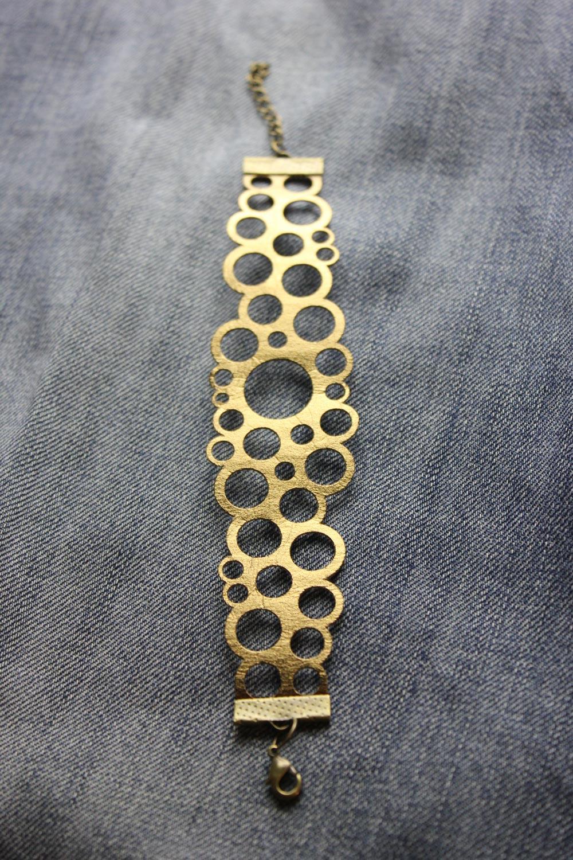 Plotterfreebie: Armband aus SnapPap