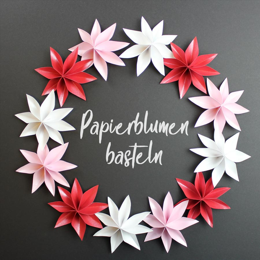 papierblume basteln origami blume selber basteln papierblume falten youtube papierblume. Black Bedroom Furniture Sets. Home Design Ideas