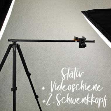 Meine Ausrüstung für Videos & Fotos